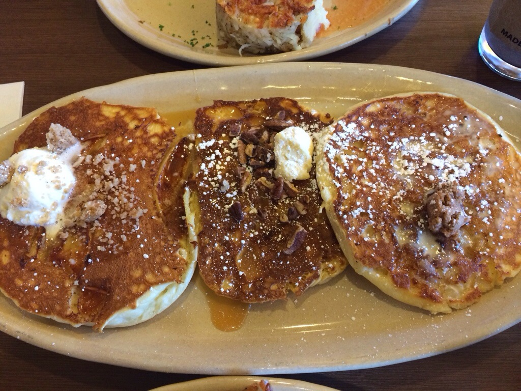 Snooze Pineapple Upside Down Pancakes Recipes — Dishmaps